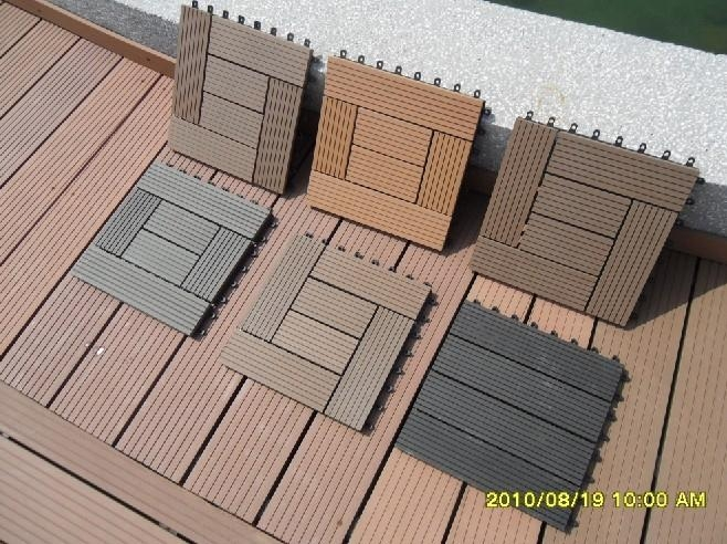 Super Tech Wood Plastic Composite Wpc Floor State Stand Decking