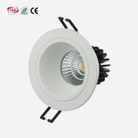 warm white,natural white,cold white cct 7w 9w Anti-glare led cob downlight