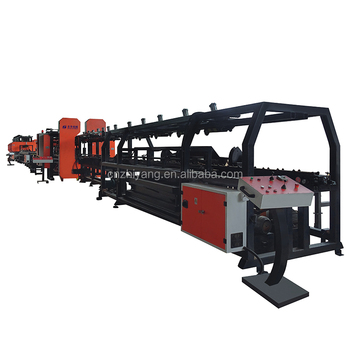 Horizontal Timber Band Saw Machine Production line