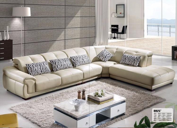 Latest New Model Corner Sofa Sets Design Pictures - Buy ...