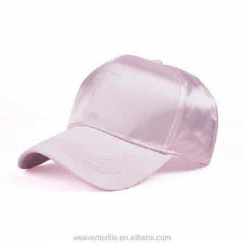 Custom Blank Satin Baseball Cap Wholesale - Buy Blank Satin ... 7a60449ef8f
