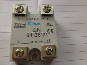 Solid State Relays Crouzet 84136121 Buy Solid State RelayCrouzet