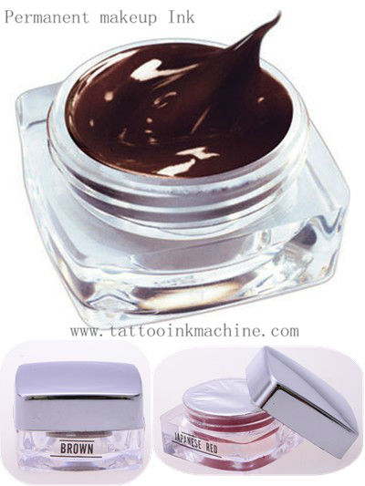 Pengcheng most popular 3D Eyebrow&Lips tattoo ink for permanent makeup