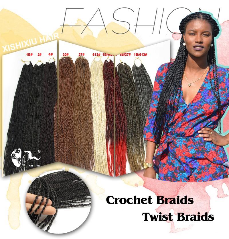 Synthetic Crochet Braid Hair Daniella Weaves Angel Hair Extensions