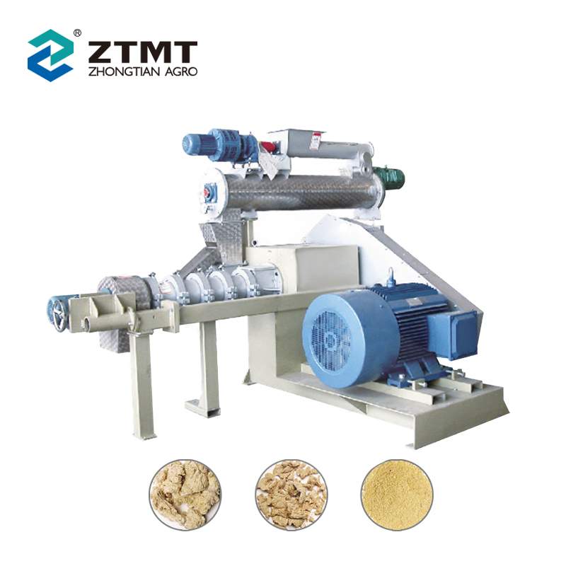 Cut Priced Suckling Pig Feed Extruder with ISO Approval