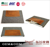 Customize Felt sleeve grey tablet cover OEM factory