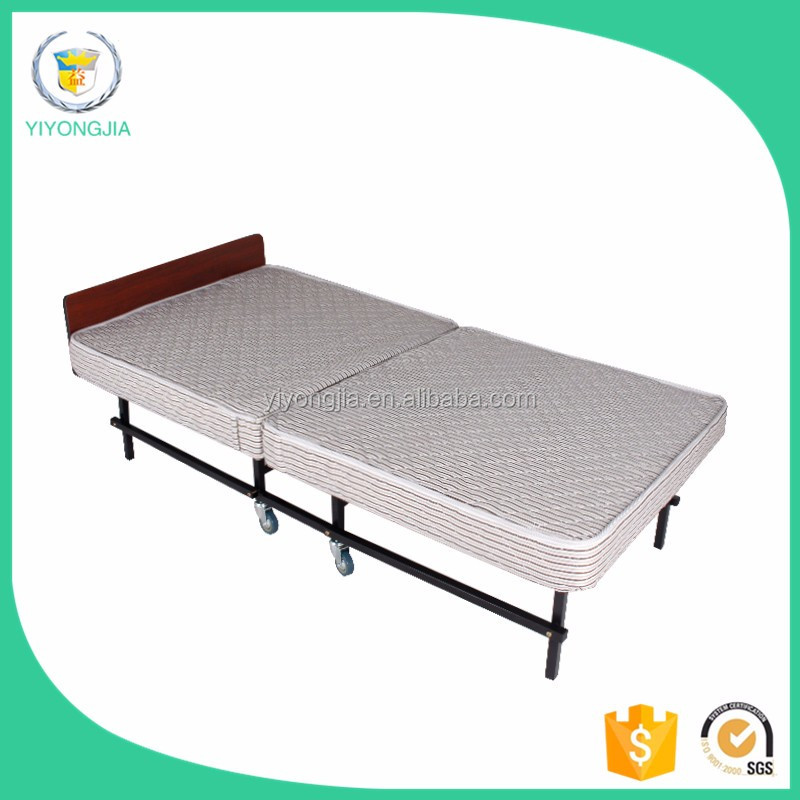 High quality Hotel folding extra bed/hotel rollaway beds