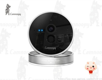 Camnoopy 1080P day and night vision indoor wireless wifi  camera IP security with tf card