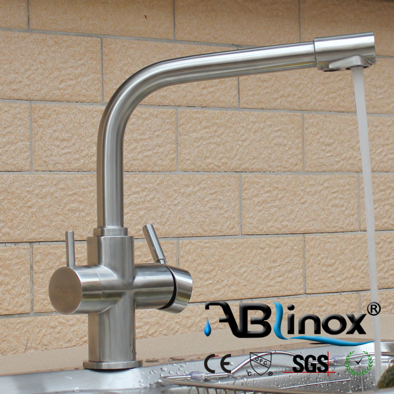 csa kitchen faucet with CUPC certificate