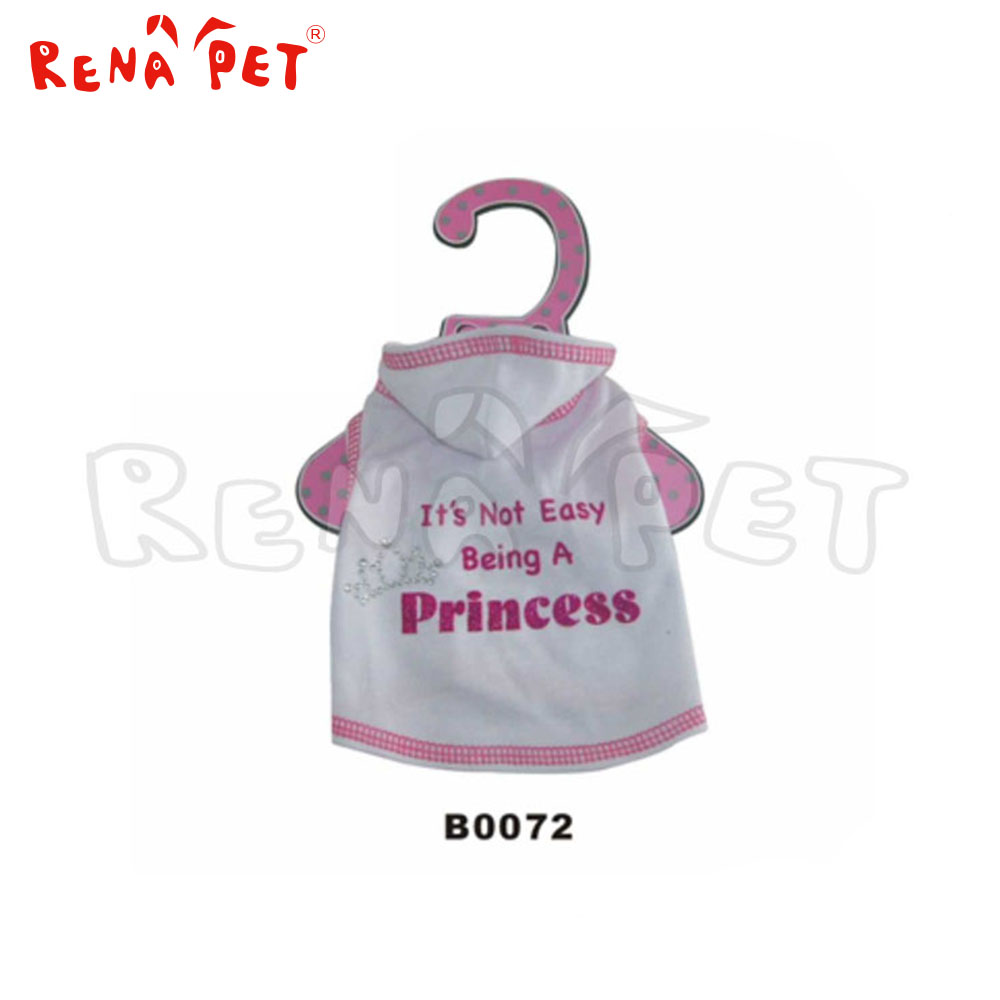 B0072 Gold Supplier China small dog clothes clothes of dog