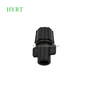Greenhouse cooling water misting plastic single atomizer spray nozzles