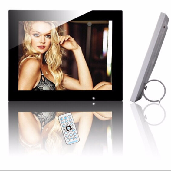 digital photo frame ,video display stand ,lcd video monitor