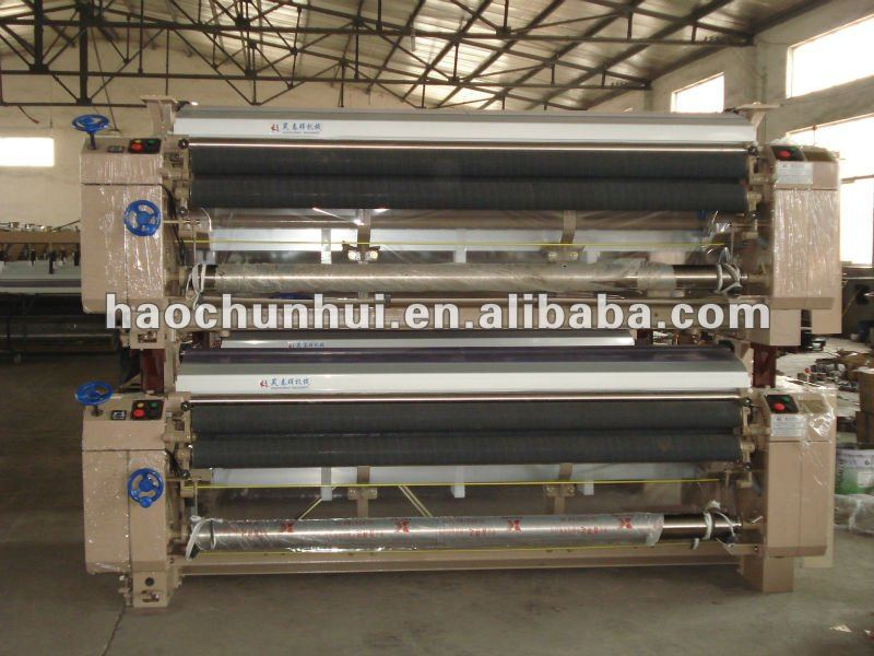 HCH408 TWO NOZZLE HIGHSPEED WATER-JET LOOM WITH ELECTROMIC STORAGE SYSTEM