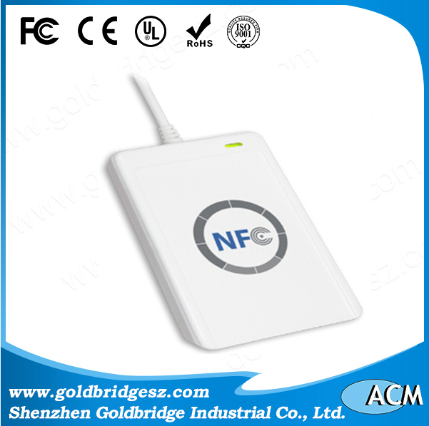 China factory Pocket Credit Kde Readers Nfc Reader Sim Card
