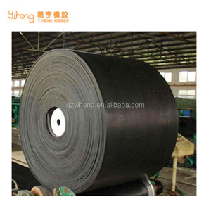 China Professional manufacturer technical service bucket elevator rubber conveyor belt