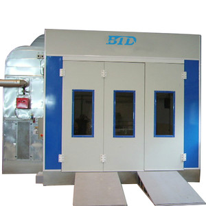 Auto Car baking tools automatic paint drying machine gas burner Spray booth