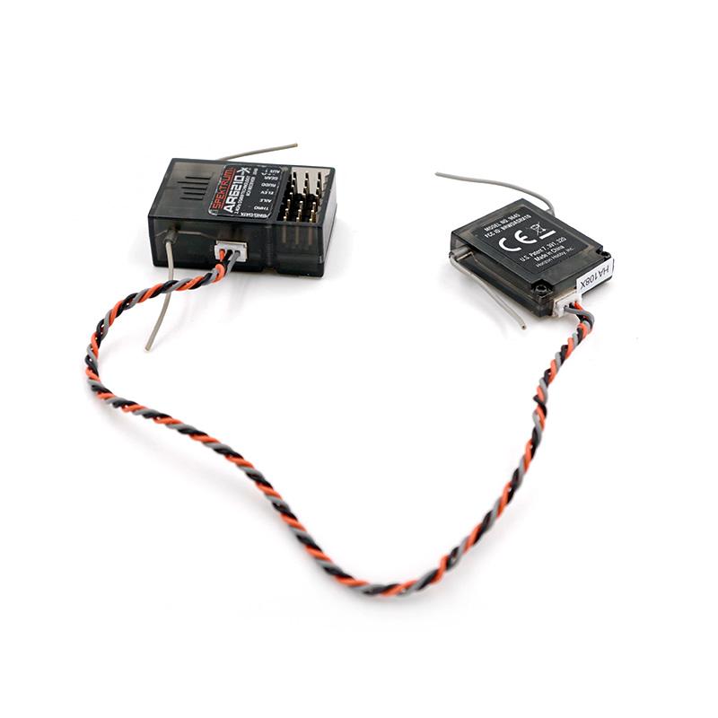 Spektrum AR6200 6CH 2.4G RC Receiver 6 Channel 2.4GHz