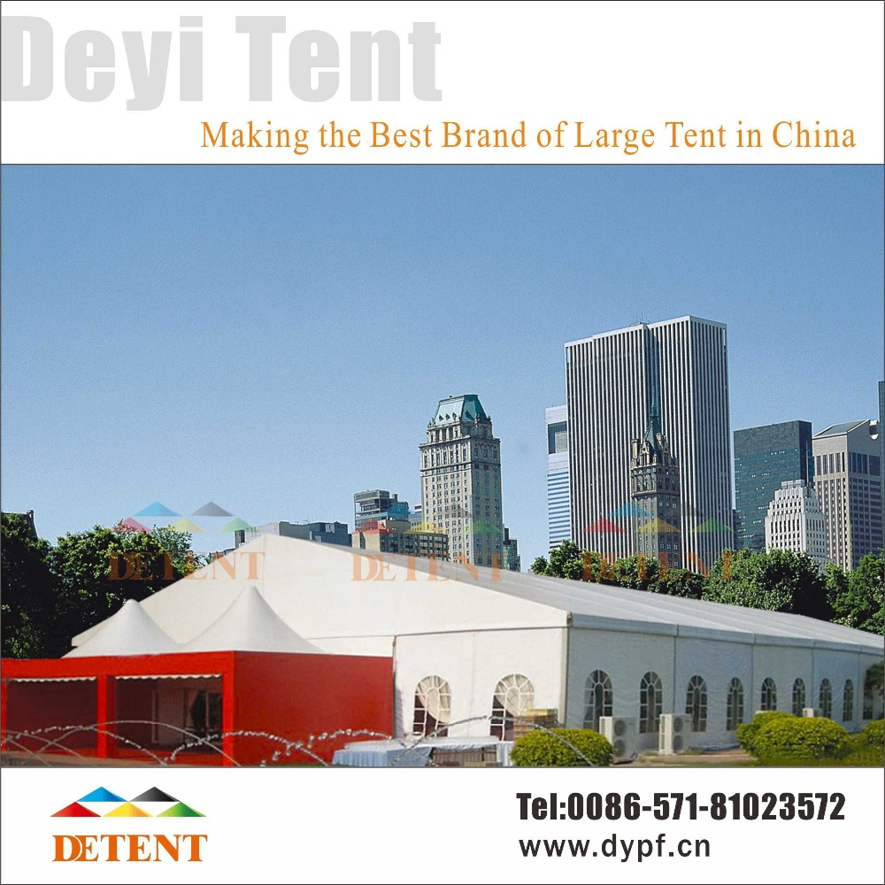 30x65m Glass Wall Big Event Tent Free Standing Tents for Sale from China  sc 1 st  Hangzhou Deyi Tent Manufacture Co. Ltd. - Alibaba & 30x65m Glass Wall Big Event Tent Free Standing Tents for Sale from ...