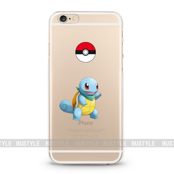 Pokemon Go Mobile Phone Cases For Iphone 6 For Iphone 7 Pokemon Go ...