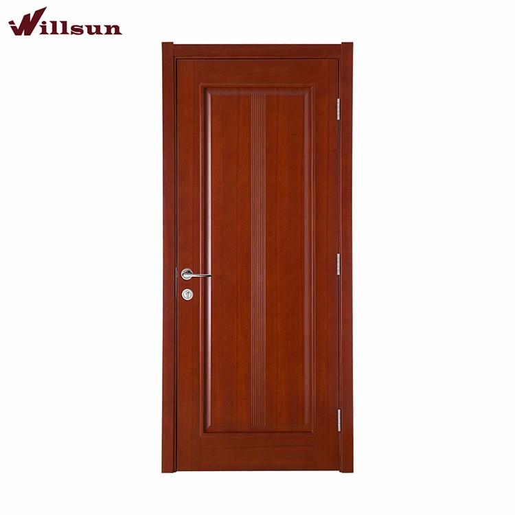 Hotel Front Door: Pakistan Flush Design Hotel Wooden Door Office Solid Wood
