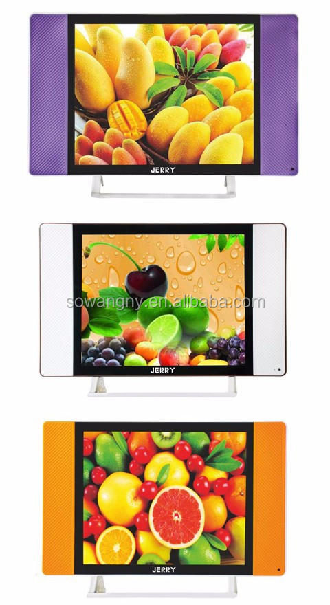 Discount new small 17 to 24 inches television led tv from china led tv price in india led tv panel