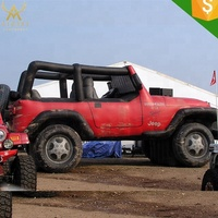 Cool ideas inflatable jeep car/Off-road vehicle model