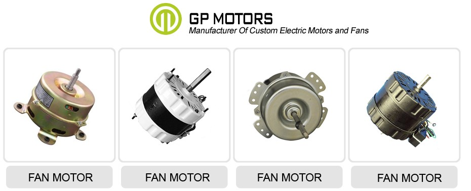 Ysy Series Ac Dc Bldc Fan Motor For Air Water Cooler