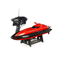 2.4G turnover high rc boat speedboat large electric child toy
