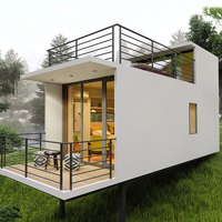 prefabricated wooden resort cabins, wooden removable modern tiny house