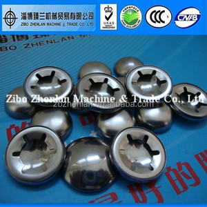 Dome star lock washer, capped star lock washer, push-on star lock washer