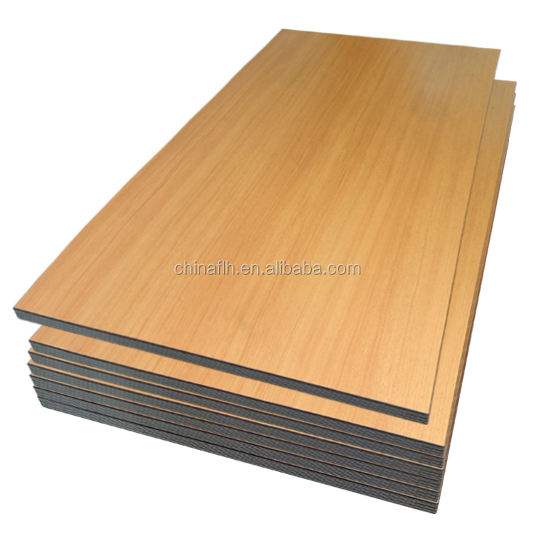 Cheap price wood grain hpl countertop laminate board hpl for Cheap table top