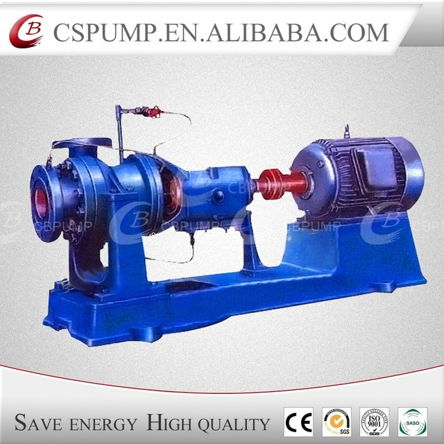 CE approved china stainless steel hot water pumps
