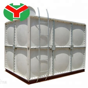 frp smc water tank for Drinking Water Irrigation Water Tank