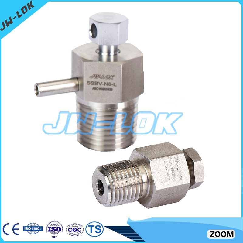 China Supplier Of High Pressure Stainless Steel Radiator Air Bleed ...