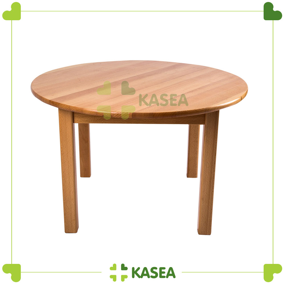 High quanlity Montessori school furniture for beech wood circel