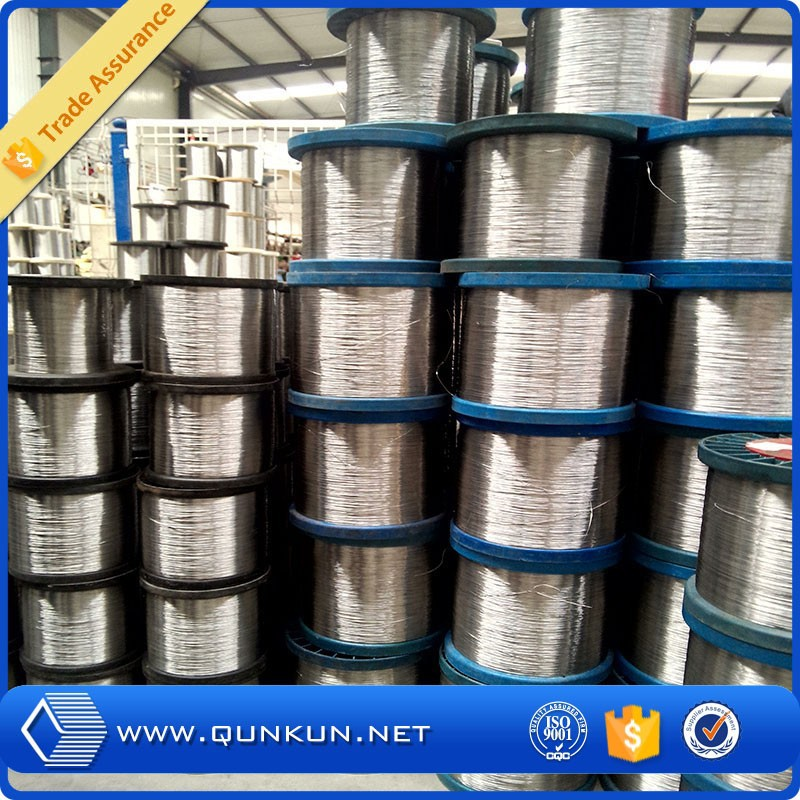 hebei high grade decorative stainless steel wire