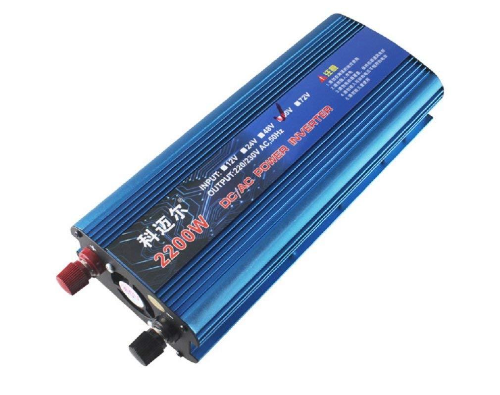 Car Inverter/2200W/Inverter High Power/Solar Converter/12v/24V to 220V Report