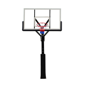 Mdunk Professional steel basketball pole in-ground basketball system