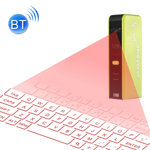 New products Shaoniao KB320 Mini Pocket Virtual Bluetooth V3.0 Laser Projection Keyboard for smartphone and PC