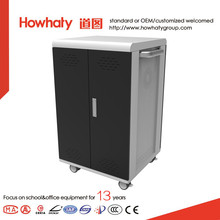 Educational equipment school used chromebook charging cabinets with low cost