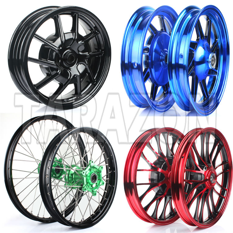 Pit Bike 17 Inch Full Set Cnc Aluminum Wheels For Ktm 450sx Buy