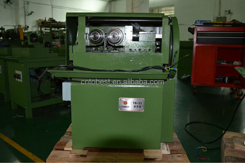 hydraulic rolling machine nut and bolt making automatic machine