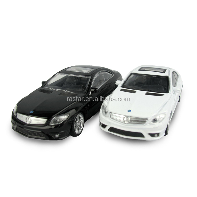 Mercedes Benz authorize Rastar factory metal car gift toys