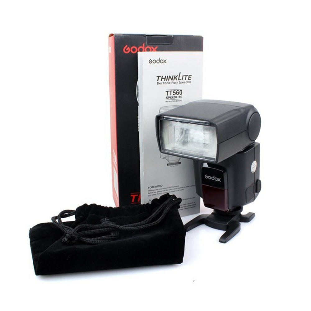 TT560 Flash Light Cho Canon EOS 60D 500D 450D 600D 550D 1100D Speedlite