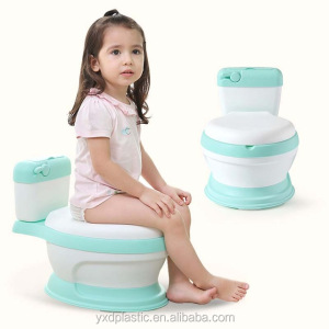 2018 New design kids portable toilet baby toilet training potty