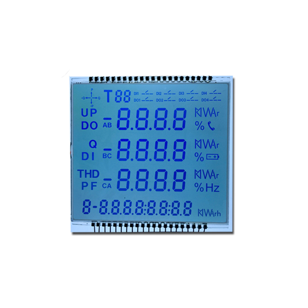Liyuan custom FSTN LCD display for electronic equipment display