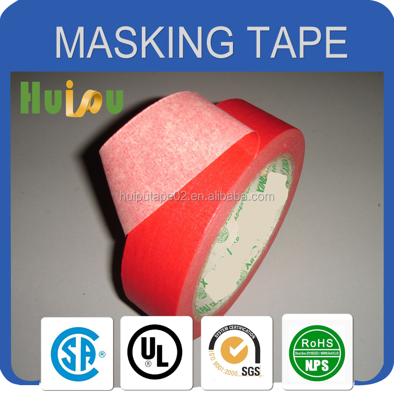 Automotive masking tape Custom Make Printed Waterproof Japanese Washi Masking Tape
