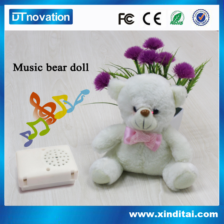 Factory Supplier blinking led voice module for toy