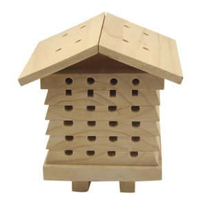 china factory FSC Natural Insect Hotel Bee Bug House/Hotel