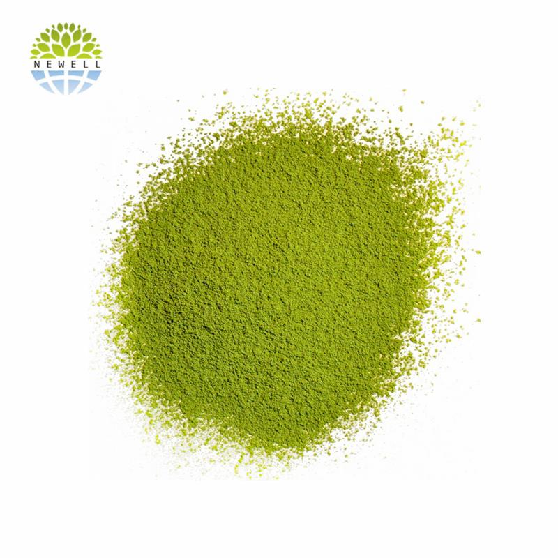 Personalized premium matcha tea powder packaging for web shop - 4uTea | 4uTea.com